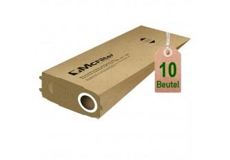 10 Staubsaugerbeutel Filtertüten geeignet für Vorwerk Kobold VK 118 119 120 121 und 122