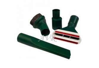 Düsenset 4-teilig geeignet für Vorwerk Kobold 131 135 136 140 150 Tiger 252 260 265 270