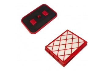 Hepafilter Hepa H12 und Aktivkohlefilter Carbon geeignet für Lux 1 Lux D 820
