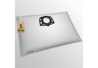 5 Stück Vlies Staubsaugerbeutel Filtertüten passend für Kärcher MV 4 5 6 WD 4 5 6