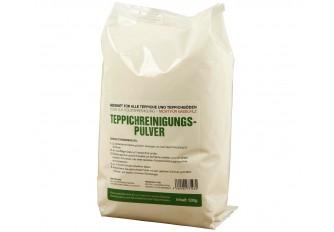 Teppich Reinigungspulver Teppichpulver - 500 Gramm