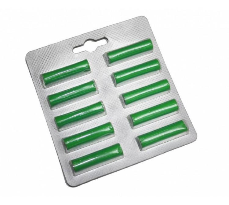 Staubsauger Deo Sticks grün - Duft und Frische beim Saugen