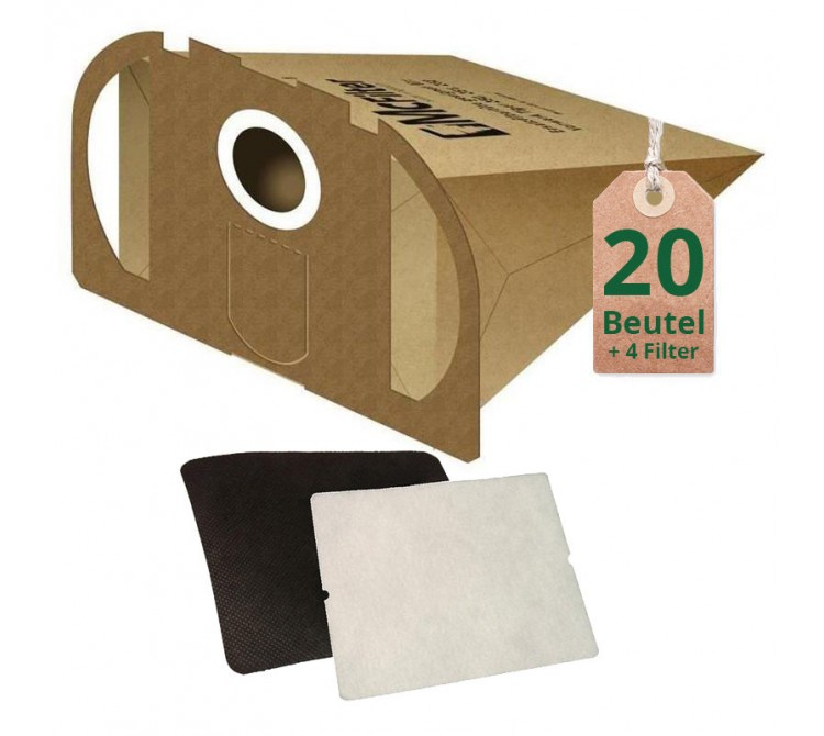 10 Schutzfilter geeignet für Vorwerk Tiger 250 251 252 Abluftfilter Staubsauger