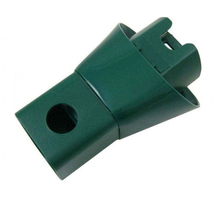 Adapter geeignet für AD 13 Vorwerk Kobold 130 131 135 136 140 150 und Tiger 260 265 270 stromführend