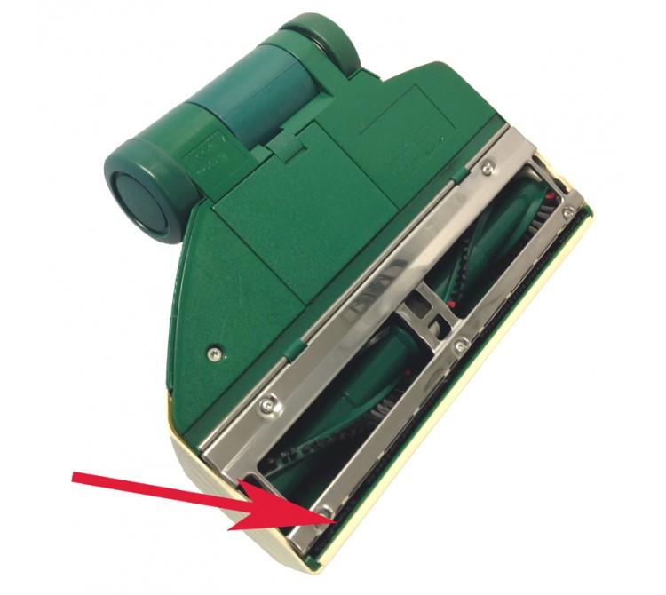 Original Vorwerk Frontbürste geeignet für die Teppichbürsten EB 350 351 Bürste