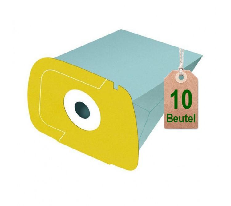 10 Staubsaugerbeutel Filtertüten geeignet für Lux D 820 Lux 1