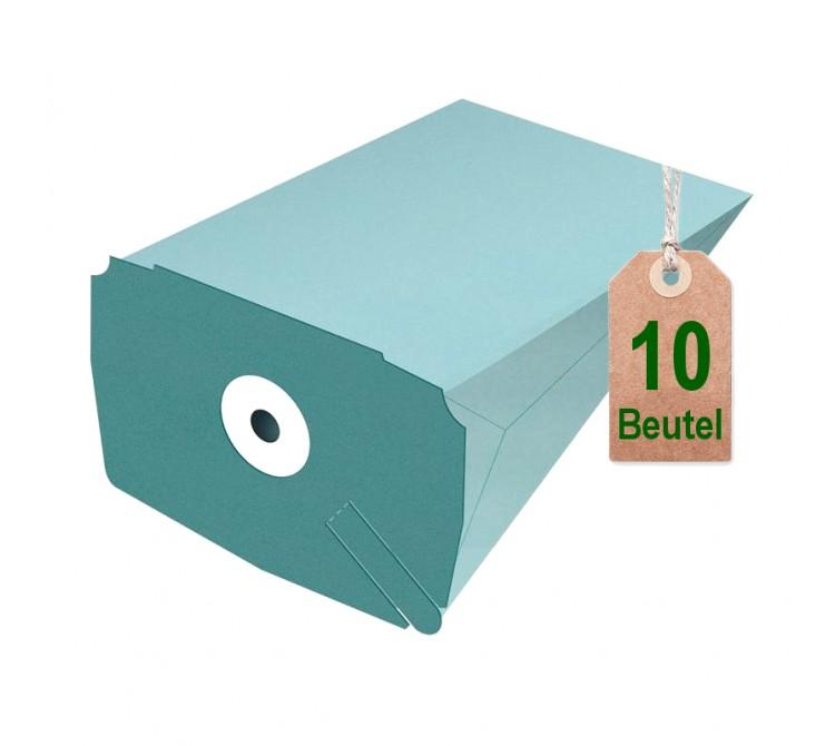 10 Staubsaugerbeutel Filtertüten geeignet für Lux D 748 750 768 770 775 778 790 und D 795