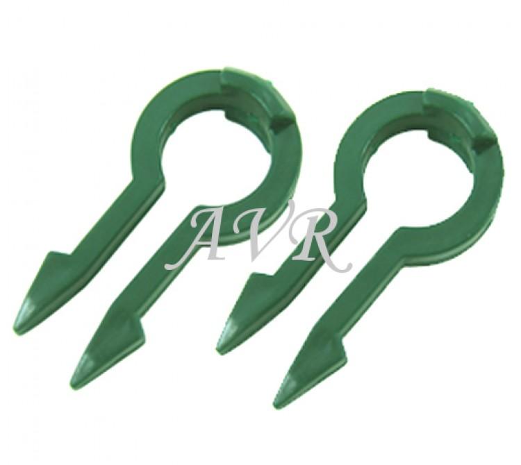 Gelenkhaken Omegahaken geeignet für Vorwerk Kobold ET 340 Elektrobürste