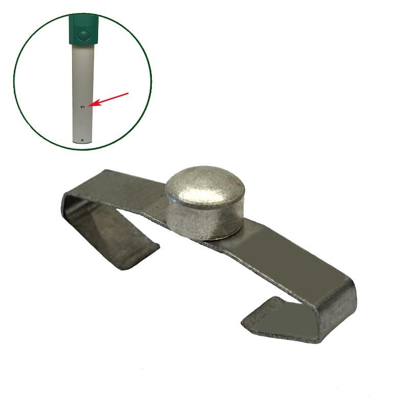 Stielfeder Stielarretierung Druckknopf geeignet Vorwerk