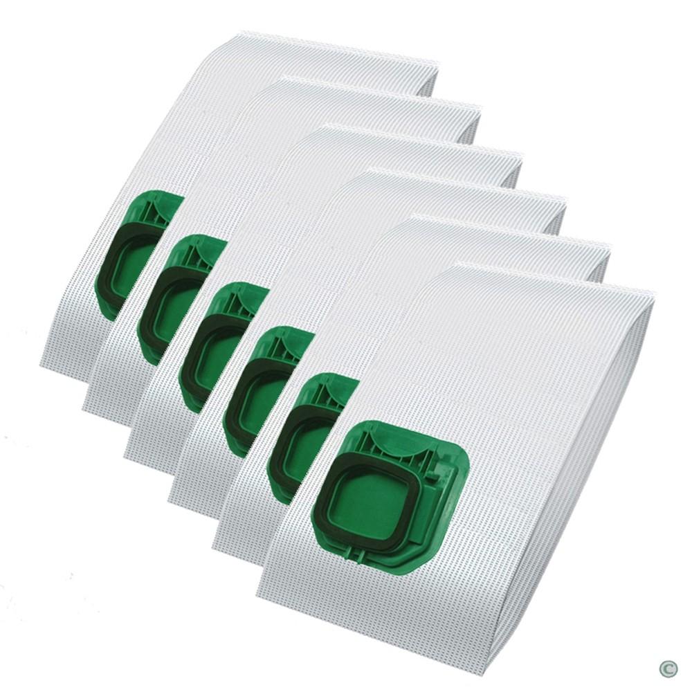 Filter geeignet für Vorwerk Kobold VK 140//150 12 Staubbeutel Staubsaugerbeutel