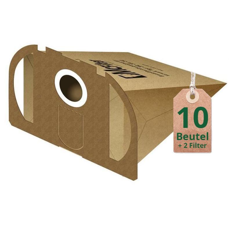 10 staubsaugerbeutel filtert ten geeignet f r vorwerk tiger 250 251 und 252 saugerservice. Black Bedroom Furniture Sets. Home Design Ideas