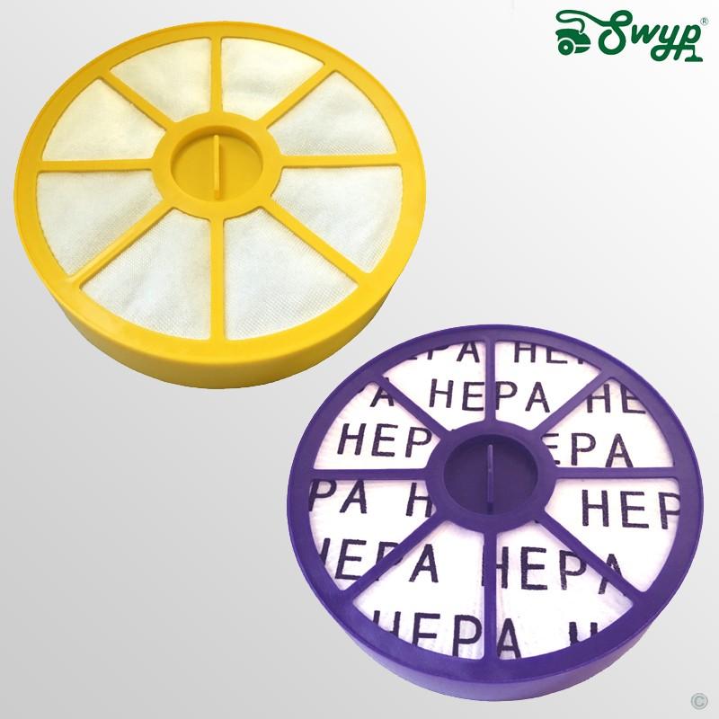 HEPA Filter Set passend für Dyson DC05 und DC08 , Vor- Pre und ...