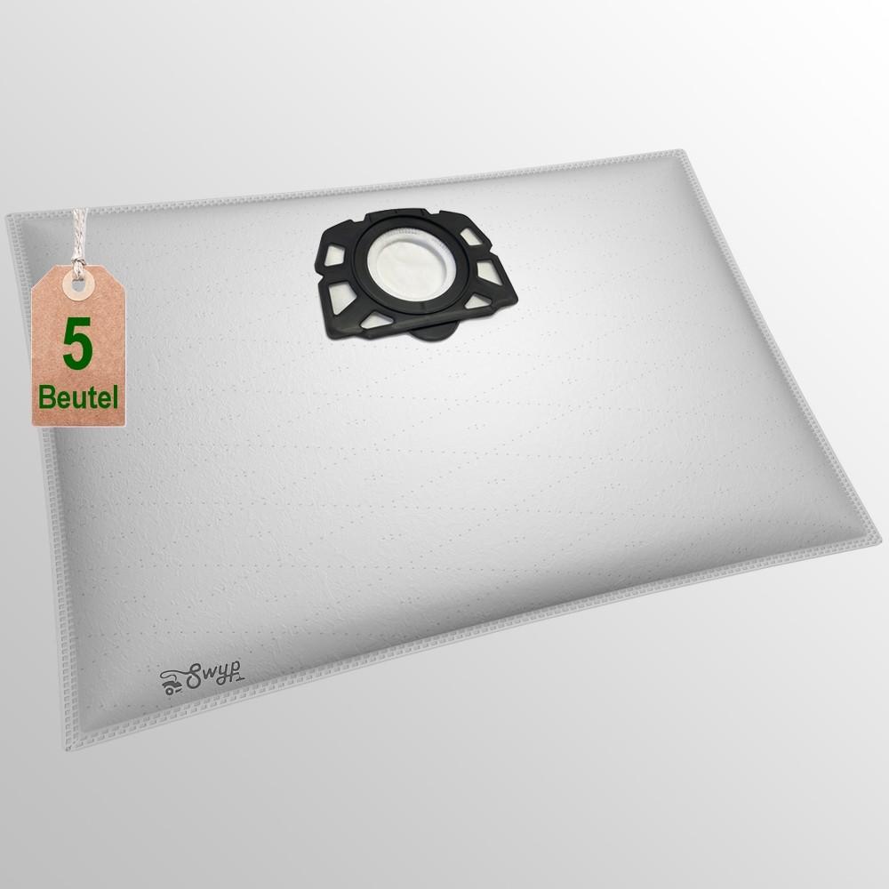 Kärcher VLIES-FILTERTÜTE MV5 4 Stück Vliesfilter Filterbeutel Staubsaugerbeutel