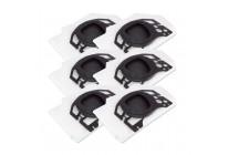 18 Filtertüten Staubsaugerbeutel passend für Vorwerk Kobold VK 200 FP200