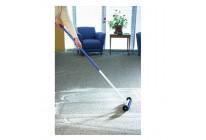 SEBO DAISY Teppichreiniger mit Teleskopgriff und Teppichpulver 500g