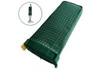 Filterkassette und Stoff Bezug mit Tütenhalter geeignet für Vorwerk Kobold VK 121