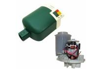 Vorwerk Kobold 120 Reparatur defekter Motor und Filter - Motoreinbau