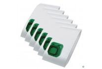 6 Staubsaugerbeutel Filtertüten passend für Vorwerk Kobold VK 140 150 mit EB 360 370