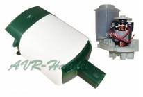 Vorwerk Kobold 122 Reparatur defekter Motor und Filter - Motoreinbau