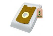Staubsaugerbeutel Filtertüten Microvlies geeignet für Vorwerk Tiger VT 260 265 270 300 Kobold  - 5 Stück
