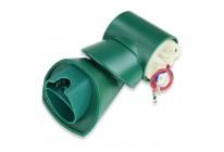 Gelenk Knickgelenk zur Reparatur geeignet für Vorwerk Kobold EB 350 und EB 351