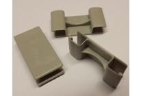 SEBO 6086ER Clip Gehäuseverbinder 3 Stück Ersatzteil für Sebo Airbelt K1 K3 C2.1 C3.1 alle C und K Modelle