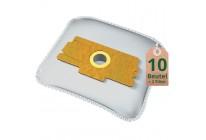 Swyp Vlies Staubsaugerbeutel Filtertüten DiSBA AE403m - Inhalt 10 Stück + 2 Filter
