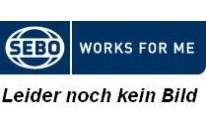SEBO Griff weiss komplett für BS 360 + 360 Elektronic Teile Nr. 1037ws