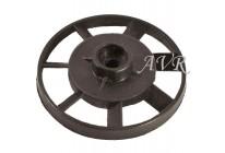 Motor Lüfterrad Lüfter geeignet für Vorwerk Kobold 119 120 121 und 122
