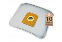 Swyp Vlies Staubsaugerbeutel Filtertüten DISBA O401m - Inhalt 10 Stück + 2 Filter