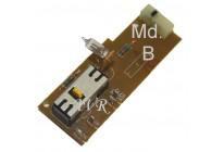Platine Leiterplatte Steuerungsplatine für Vorwerk Kobold Elektrobürste ET 340