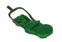 Entriegelungsknopf Drücker geeignet für Stiel Vorwerk Kobold VK 135 und VK 136