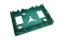 Vibrationsscheibe Platte geeignet für Vorwerk TF Frischer VTF 1 VTF 2 Wabbel