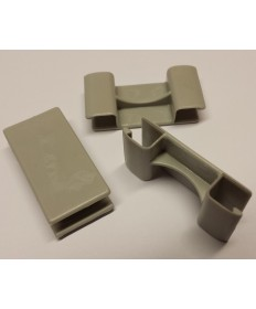 Kabeltülle für SEBO Automatic X4 Weiß 10 Stück