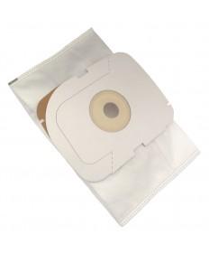 4 Staubsaugerbeutel Filtertüten geeignet für Lux Intelligence Staubcontainer