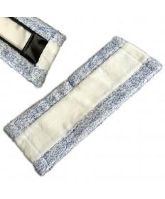 Bodentuch Wischer Mop Nassfaser Mach 6 passend für HaRa Bodenexpress 42 cm