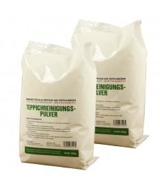 Teppichreinigungspulver Teppichpulver - 1000 Gramm