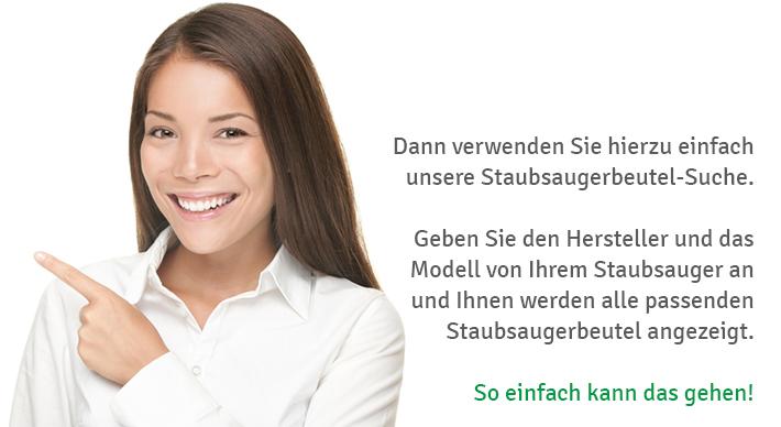 Staubsaugerbeutel für Siemens Staubsauger